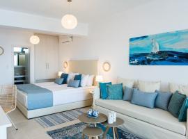 Lefka Ori luxury suite, Khóra Sfakíon