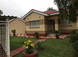 Cycad lodge ZW, Bulawayo