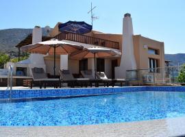 Villa Gloria, Hersonissos