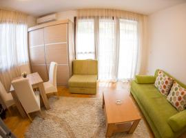 Burcak Apartment, Budva