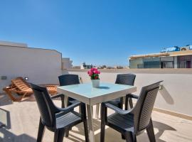Mellieha Penthouse with views, Mellieħa