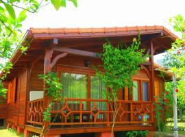 Baraka House, Çıralı