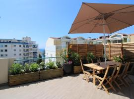 Nice Booking - Nice View Rooftop Port, Nizza