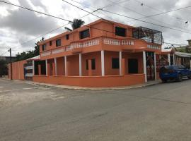 alojamiento familiar, Santo Domingo
