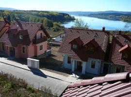 Vila Vyhlídka, Stuben
