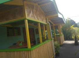 DJ Garden Lodge, Arawa