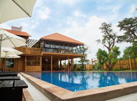 Ong Lang Garden Resort, Duong Dong