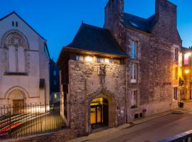 Hotel Arvor - O'Lodges by Arvor, Dinan
