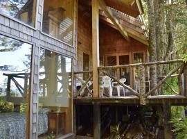 Casa bella en Huilo Huilo, Panguipulli