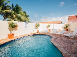 Aquazul Aruba Apartments, Пальм Бич