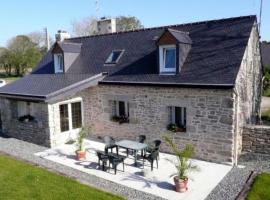 Holiday rental in Brittany - Finistere, Plozévet