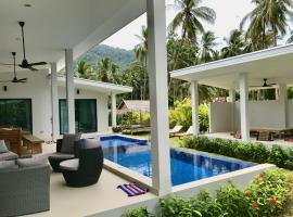 Tea private pool villa, Na Mueang