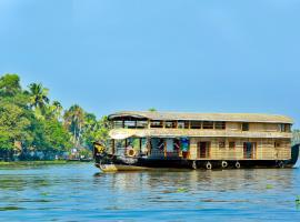 Houseboats, Alleppey