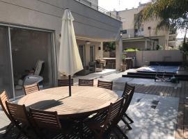 Villa Geneva, Haifa
