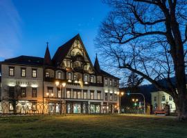 solewerk Hotel Sächsischer Hof