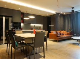 Leman Luxury 2 Bedroom Apartments, Cidade de Ho Chi Minh