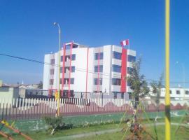 Residencia Sol de Majes, El Alto