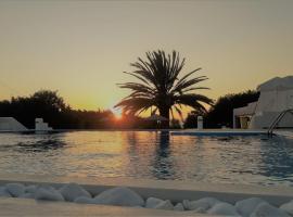 Faros Villa, Aliko Beach