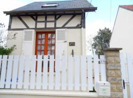 Appartement 2 chambres Villa Chiffonette, Cabourg