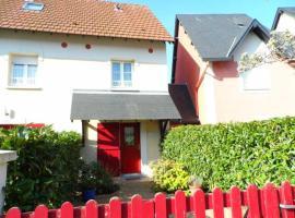 Appartement 2 chambres Dunes Port Guillaume, Dives-sur-Mer