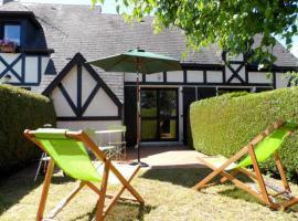 Cabourg - Cottage 2 Pièces - Vue jardin, Cabourg
