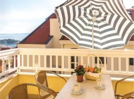 0-Bedroom Apartment in Makarska, 马卡尔斯卡