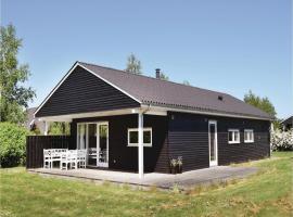 Holiday home Lindevænget IV, Humble
