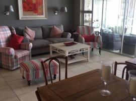 3 Bed Beachfront Apartment KDC1, Salt Rock
