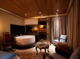 Blue Tuana Suite, Estambul