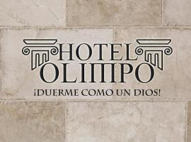 Hotel Olimpo, Cancún
