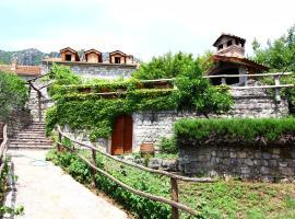 Old traditional Montenegrin house, Herceg-Novi