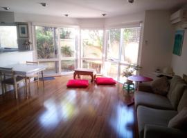 Fitzroy spacious house, Melbourne
