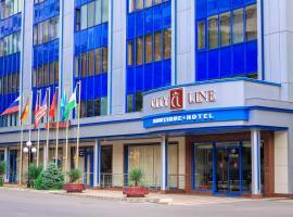 City Line Boutique Hotel, Tashkent