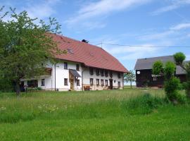 Ferienhaus Ehinger