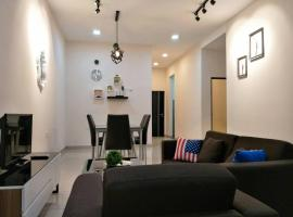 M Condominium @ Larkin: Cosy City Center Staycation, 新山
