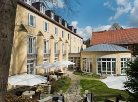 Hotel Villa Weltemühle Dresden