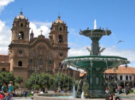 Magic Place In Cusco Kn, Cuzco