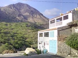 ponta gato residence, Tarrafal