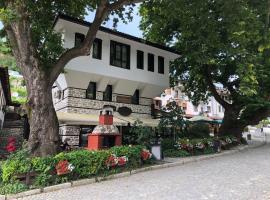 Chavkova house, Melnik
