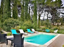 Villa Les Beaumes Luberon, Puget