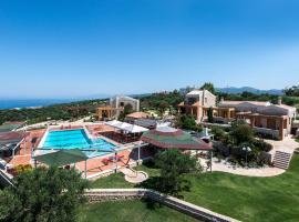 Enastron Villas, Kyparissía