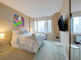 TS 2 Bed Lux Highrise Suite, New York