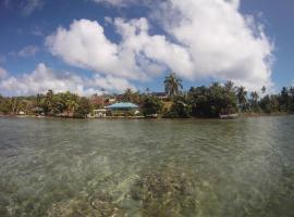HUAHINE - Apoomatai Residence, Parea