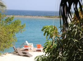 Coral Reef Beach, Savaneta