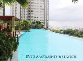 SUNRISE CENTRAL+3 Bedrs+Good Views+Luxury Design, Ho Chi Minh