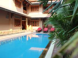 Shining Angkor Apartment Hotel, Siem Reap