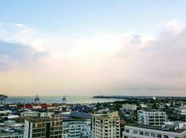 Best View Quiet 2 BR APT #CBD #AKL, Auckland