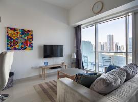 Frank Porter - West Wharf, Dubai