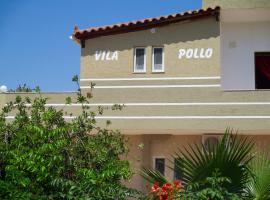 Vila Pollo, Ksamil