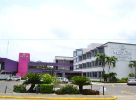 Hotel Mesón de la Chinantla, San Juan Bautista Tuxtepec